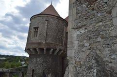 башня замока старая Стоковые Фотографии RF