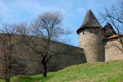 башня замока стоковая фотография rf