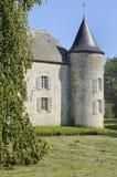 башня замока ardennes круглая rumigny Стоковые Фотографии RF