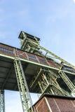 Башня замотки Grube Georg в Willroth Стоковое Изображение RF
