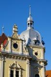 башня здание муниципалитет brasov стоковая фотография
