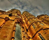 Башня здания в hdr Стоковые Фото
