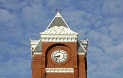 башня здания суда Стоковое Фото