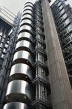 Башня здания Lloyds Стоковое Изображение RF