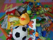 Башня игрушки малыша Стоковая Фотография