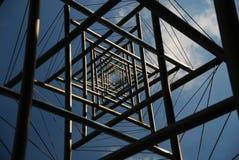 Башня игл Стоковое Изображение RF