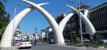 Башня из слоновой кости стоковое изображение rf