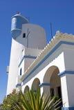башня Испании бдительности duquesa boathouse главная гаван Стоковые Фотографии RF