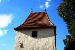 Башня исторических стробов Стоковое Изображение RF