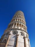 башня Италии pisa Стоковая Фотография RF