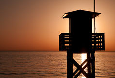 Башня личной охраны Стоковые Изображения RF