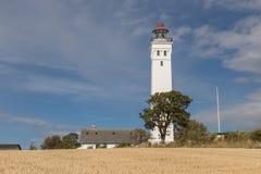 Башня и вал Стоковое Изображение
