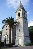 Башня и церковь колокола Стоковое Фото