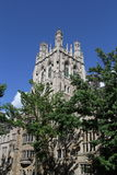Башня Йельского университета Стоковое Фото