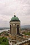 Башня католического собора Стоковые Изображения
