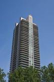 башня квартиры самомоднейшая Стоковая Фотография