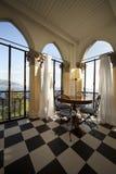 башня квартир роскошная селитебная Стоковое фото RF