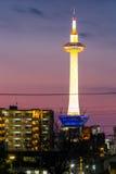Башня Киото стоковая фотография