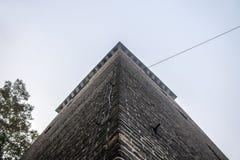 Башня кирпичей Стоковое Изображение