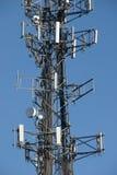 башня клетки близкая вверх Стоковое Изображение