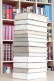 башня книг Стоковые Фотографии RF