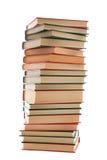 башня книг Стоковые Фото