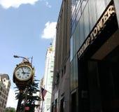 Башня козыря, Нью-Йорк, NYC, NY, США Стоковое Фото