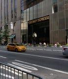 Башня козыря, Нью-Йорк, NYC, NY, США Стоковое Изображение