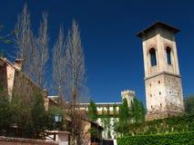 башня колокола большая Стоковое Изображение RF