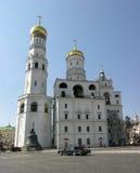 башня колокола большая ivan Стоковая Фотография