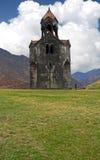 башня колокола средневековая старая Стоковое Изображение