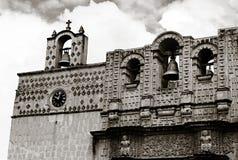 башня колокола старая Стоковое Изображение RF