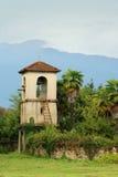 башня колокола старая Стоковая Фотография RF