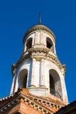 башня колокола старая Стоковые Изображения RF