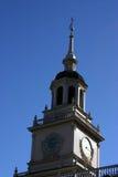 башня колокола Стоковое Изображение RF