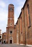 башня колокола venice Стоковая Фотография
