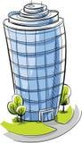 Башня кондо иллюстрация штока