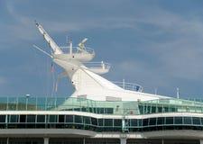 башня корабля связей Стоковые Изображения