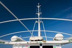 Башня корабля Стоковые Изображения