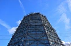 Башня которая курит Стоковая Фотография