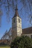 башня колокола старая Стоковая Фотография