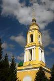 башня колокола старая kolomna kremlin Россия Стоковое Изображение