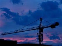 башня крана Стоковые Изображения RF