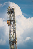 Башня крана Стоковое Изображение RF