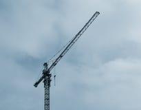 башня крана Стоковая Фотография