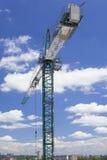 Башня крана Стоковое фото RF