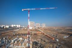 башня крана Стоковые Фото
