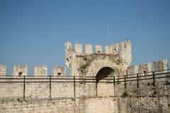 башня крепости Стоковое Изображение RF