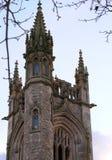 башня крупного плана стоковое изображение rf