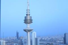 башня Кувейта Стоковая Фотография RF